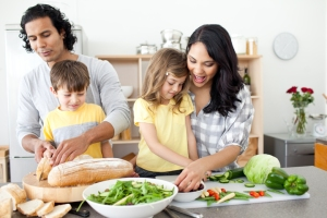 It takes more than parents to help kids eat real. Photo Credit: Stone Soup
